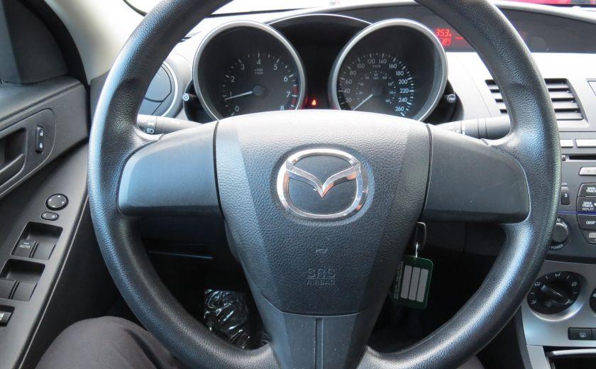 2010 Mazda 3 GX MAN A/C GR ELECTRIQUE ET PLUS #9
