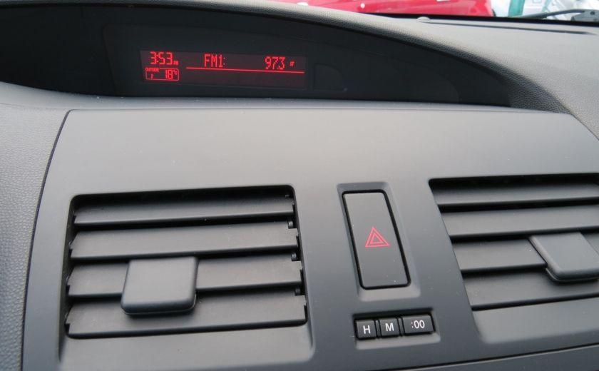 2010 Mazda 3 GX MAN A/C GR ELECTRIQUE ET PLUS #11