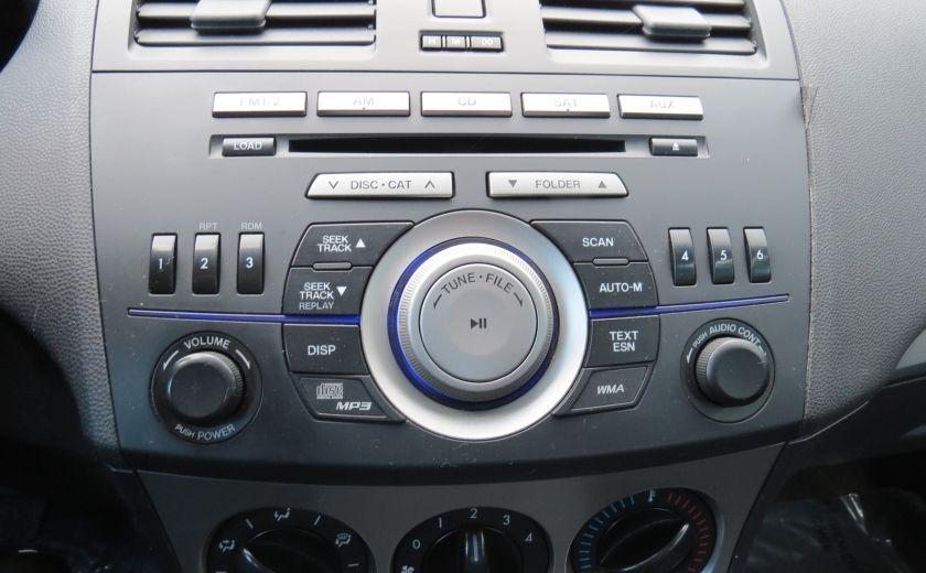 2010 Mazda 3 GX MAN A/C GR ELECTRIQUE ET PLUS #12