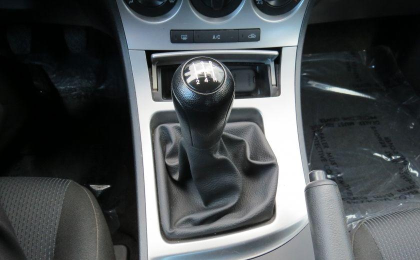 2010 Mazda 3 GX MAN A/C GR ELECTRIQUE ET PLUS #14