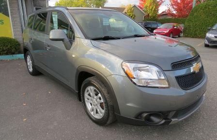 2012 Chevrolet Orlando 1LT AUT A/C MAGS GR ELECTRIQUES ET PLUS in Carignan