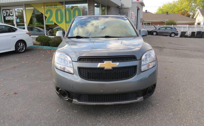2012 Chevrolet Orlando 1LT AUT A/C MAGS GR ELECTRIQUES ET PLUS #1