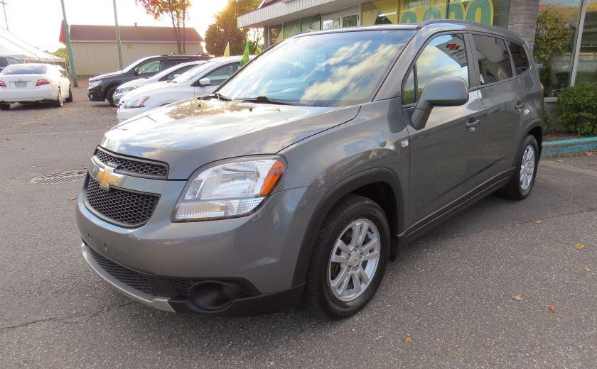 2012 Chevrolet Orlando 1LT AUT A/C MAGS GR ELECTRIQUES ET PLUS #2