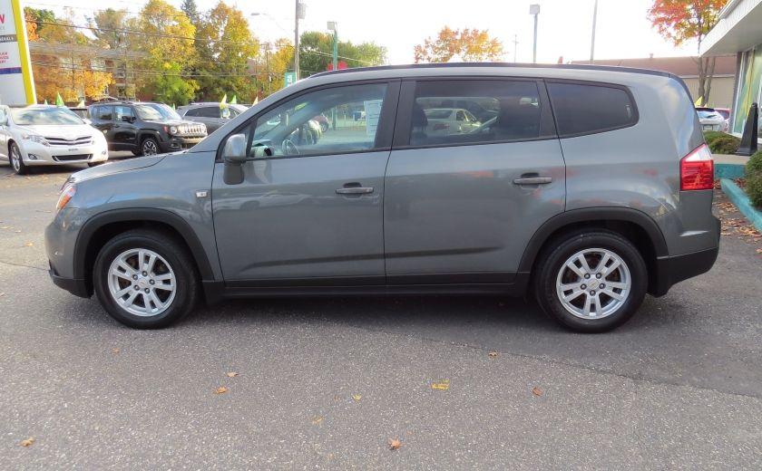 2012 Chevrolet Orlando 1LT AUT A/C MAGS GR ELECTRIQUES ET PLUS #3