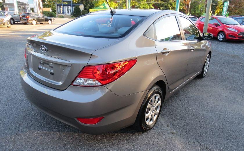 2013 Hyundai Accent L MAN ABS 4 PORTES 1.6 L #6