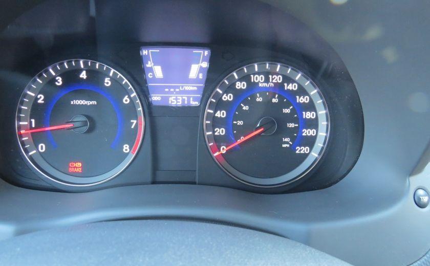 2013 Hyundai Accent L MAN ABS 4 PORTES 1.6 L #13