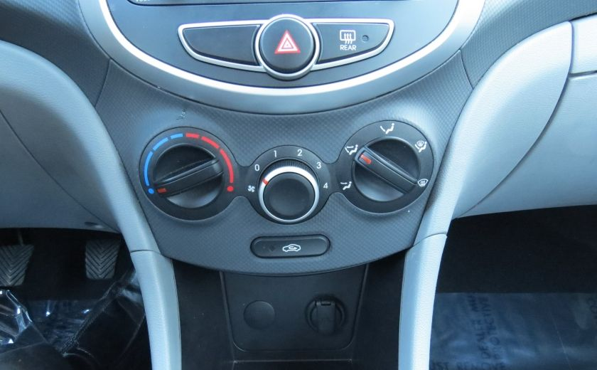 2013 Hyundai Accent L MAN ABS 4 PORTES 1.6 L #15