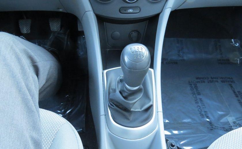 2013 Hyundai Accent L MAN ABS 4 PORTES 1.6 L #16