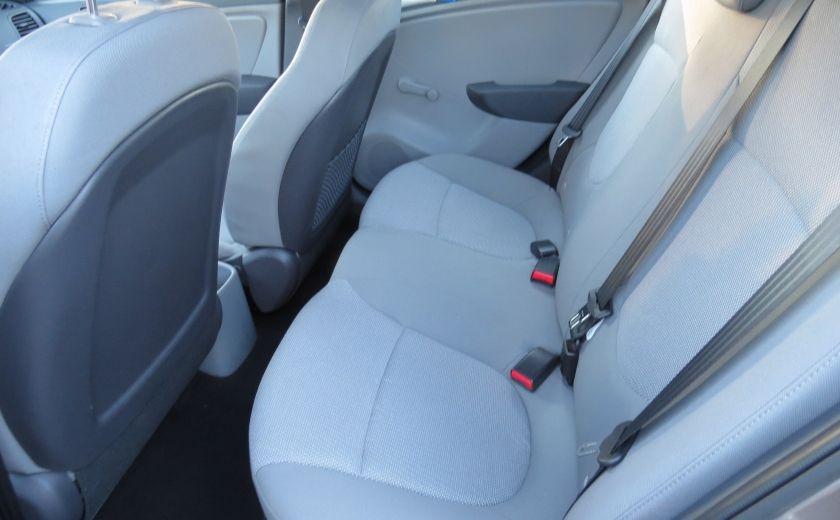 2013 Hyundai Accent L MAN ABS 4 PORTES 1.6 L #17