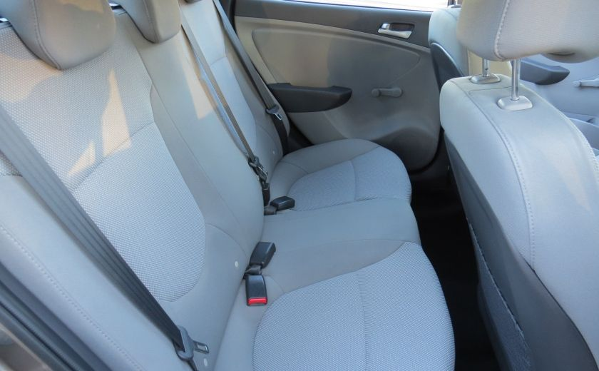 2013 Hyundai Accent L MAN ABS 4 PORTES 1.6 L #19