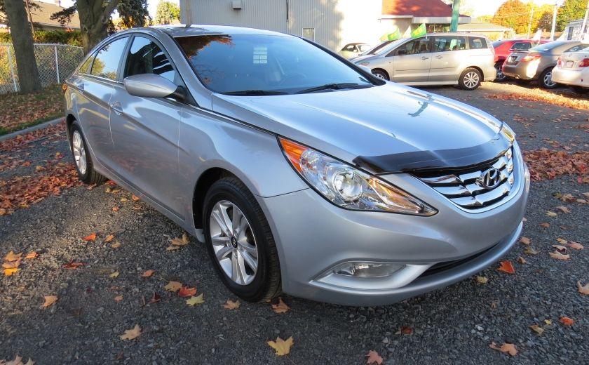 2012 Hyundai Sonata GLS AUT A/C MAGS TOIT GR ELECTRIQUE ET PLUS #0