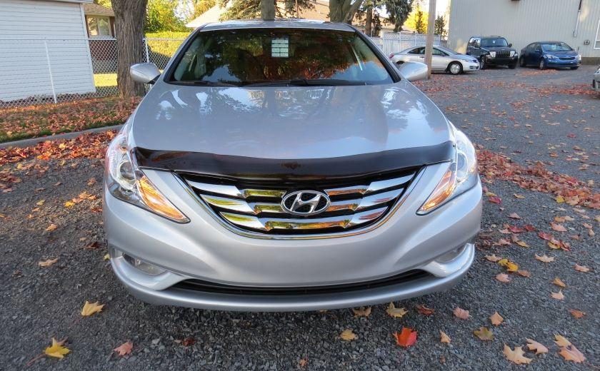 2012 Hyundai Sonata GLS AUT A/C MAGS TOIT GR ELECTRIQUE ET PLUS #1