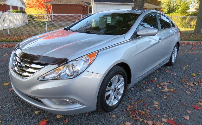 2012 Hyundai Sonata GLS AUT A/C MAGS TOIT GR ELECTRIQUE ET PLUS #2