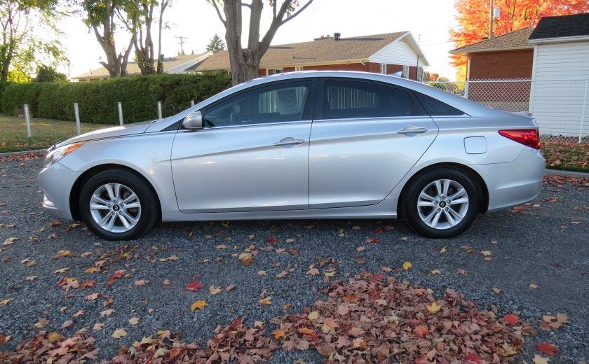 2012 Hyundai Sonata GLS AUT A/C MAGS TOIT GR ELECTRIQUE ET PLUS #3