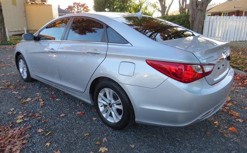 2012 Hyundai Sonata GLS AUT A/C MAGS TOIT GR ELECTRIQUE ET PLUS #4