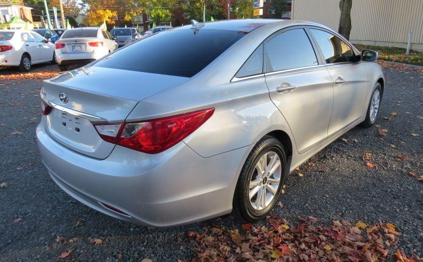 2012 Hyundai Sonata GLS AUT A/C MAGS TOIT GR ELECTRIQUE ET PLUS #6