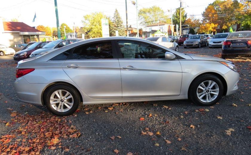 2012 Hyundai Sonata GLS AUT A/C MAGS TOIT GR ELECTRIQUE ET PLUS #7