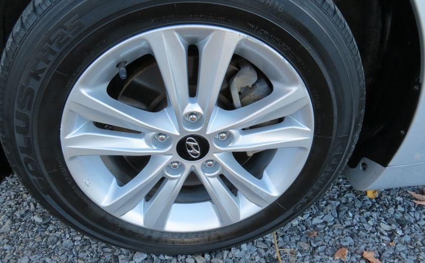 2012 Hyundai Sonata GLS AUT A/C MAGS TOIT GR ELECTRIQUE ET PLUS #8