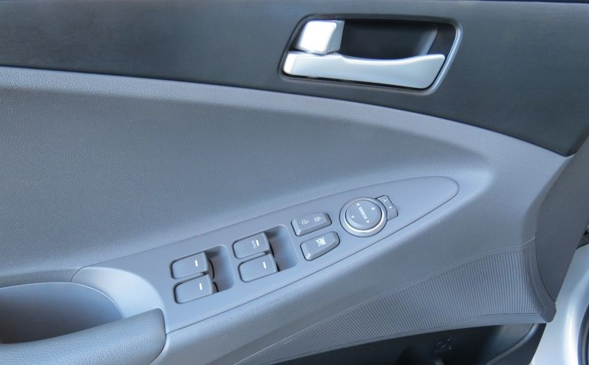 2012 Hyundai Sonata GLS AUT A/C MAGS TOIT GR ELECTRIQUE ET PLUS #9