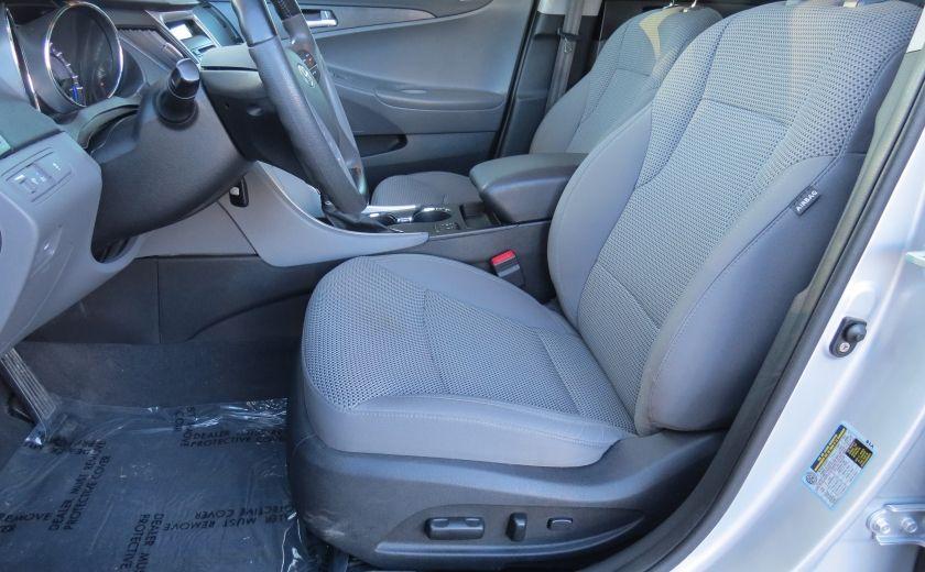 2012 Hyundai Sonata GLS AUT A/C MAGS TOIT GR ELECTRIQUE ET PLUS #10