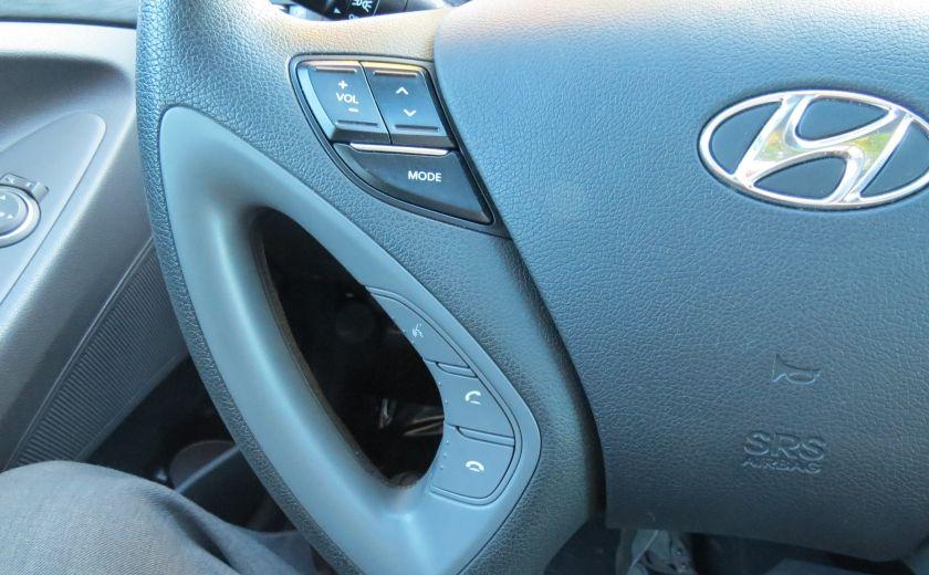 2012 Hyundai Sonata GLS AUT A/C MAGS TOIT GR ELECTRIQUE ET PLUS #12