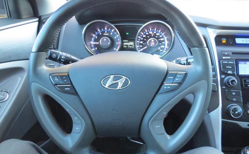 2012 Hyundai Sonata GLS AUT A/C MAGS TOIT GR ELECTRIQUE ET PLUS #13
