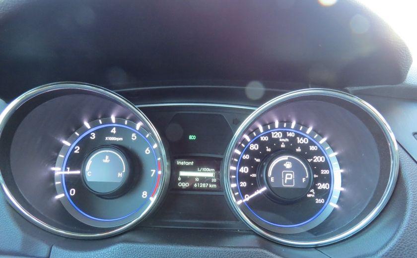 2012 Hyundai Sonata GLS AUT A/C MAGS TOIT GR ELECTRIQUE ET PLUS #15