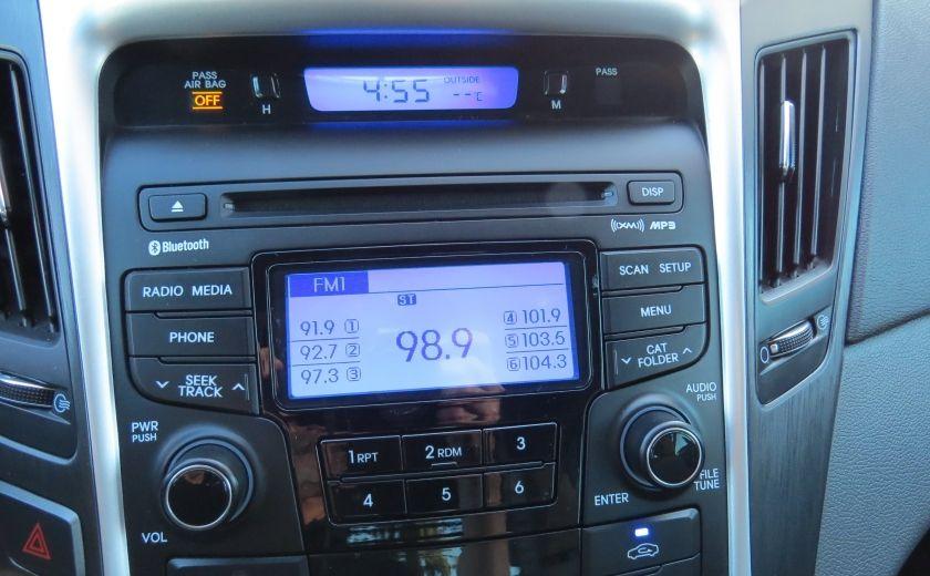 2012 Hyundai Sonata GLS AUT A/C MAGS TOIT GR ELECTRIQUE ET PLUS #16