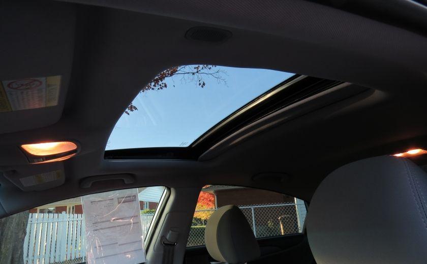 2012 Hyundai Sonata GLS AUT A/C MAGS TOIT GR ELECTRIQUE ET PLUS #21