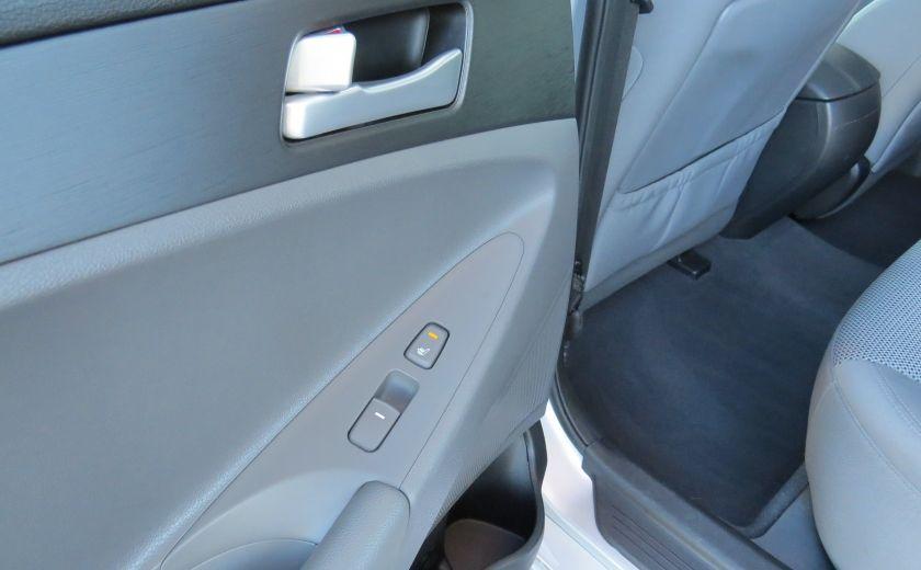 2012 Hyundai Sonata GLS AUT A/C MAGS TOIT GR ELECTRIQUE ET PLUS #22