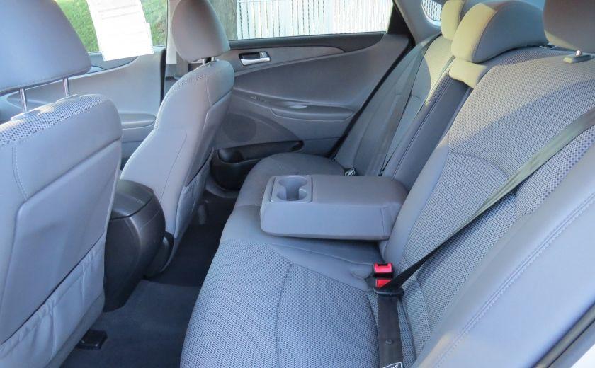 2012 Hyundai Sonata GLS AUT A/C MAGS TOIT GR ELECTRIQUE ET PLUS #23