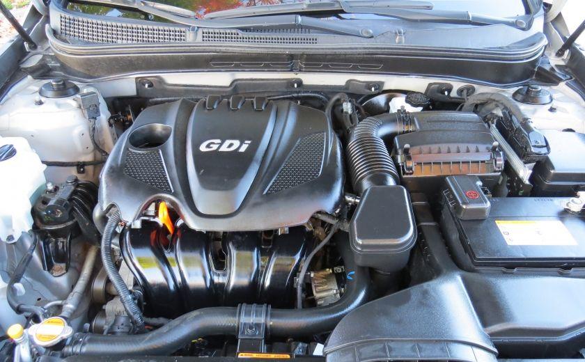 2012 Hyundai Sonata GLS AUT A/C MAGS TOIT GR ELECTRIQUE ET PLUS #27
