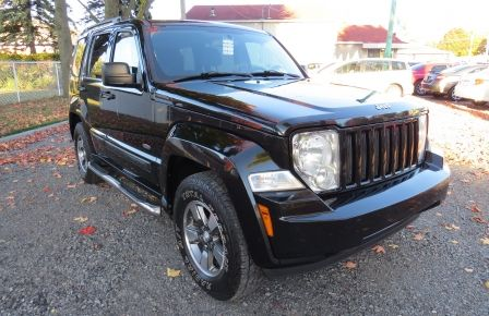 2010 Jeep Liberty North Edition in Victoriaville