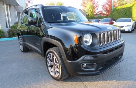 2016 Jeep Renegade North AUT 4X4 A/C MAGS GR ELECTRIQUE ET PLUS in New Richmond