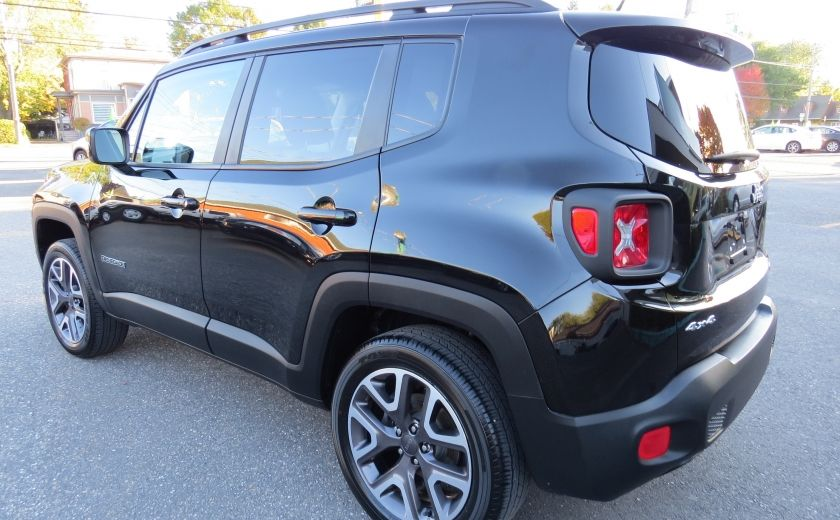 2016 Jeep Renegade North AUT 4X4 A/C MAGS GR ELECTRIQUE ET PLUS #4