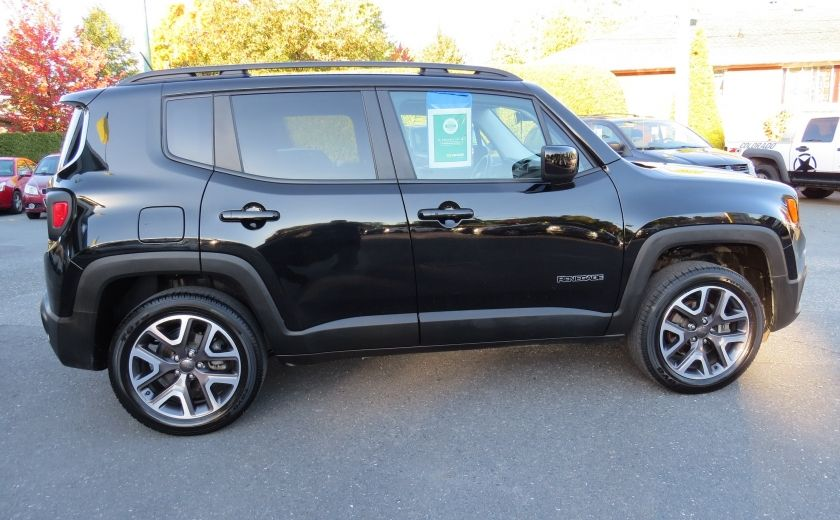 2016 Jeep Renegade North AUT 4X4 A/C MAGS GR ELECTRIQUE ET PLUS #7