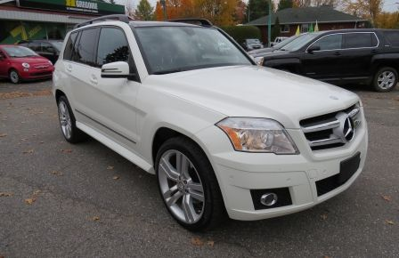 2010 Mercedes Benz GLK350 AUT AWD A/C CUIR MAGS TOIT PANO GR ELECTRIQUE in Saguenay