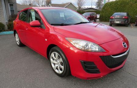 2010 Mazda 3 GX MAN A/C GR ELECTRIQUE à Saguenay