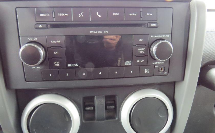 2010 Jeep Wrangler Sahara Aut 2 Toits 4x4 A/C MAGS GR ELECTRIQUE #16