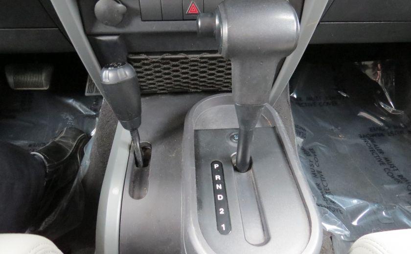 2010 Jeep Wrangler Sahara Aut 2 Toits 4x4 A/C MAGS GR ELECTRIQUE #18