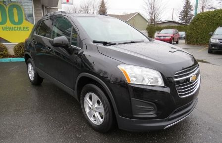2016 Chevrolet Trax LT AUT AWD A/C MAGS CAMERA GR ELECTRIQUE ET PLUS in Saint-Hyacinthe