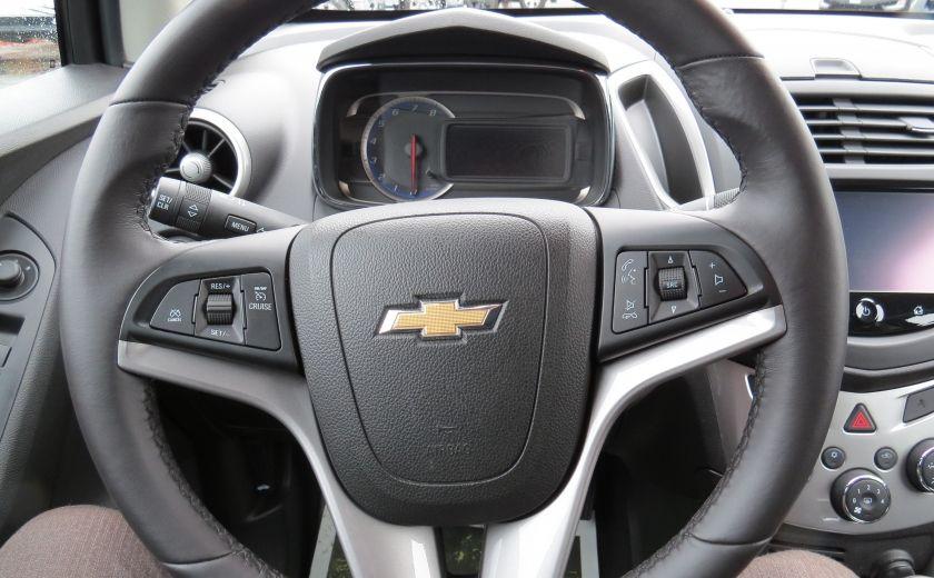 2016 Chevrolet Trax LT AUT AWD A/C MAGS CAMERA GR ELECTRIQUE ET PLUS #12