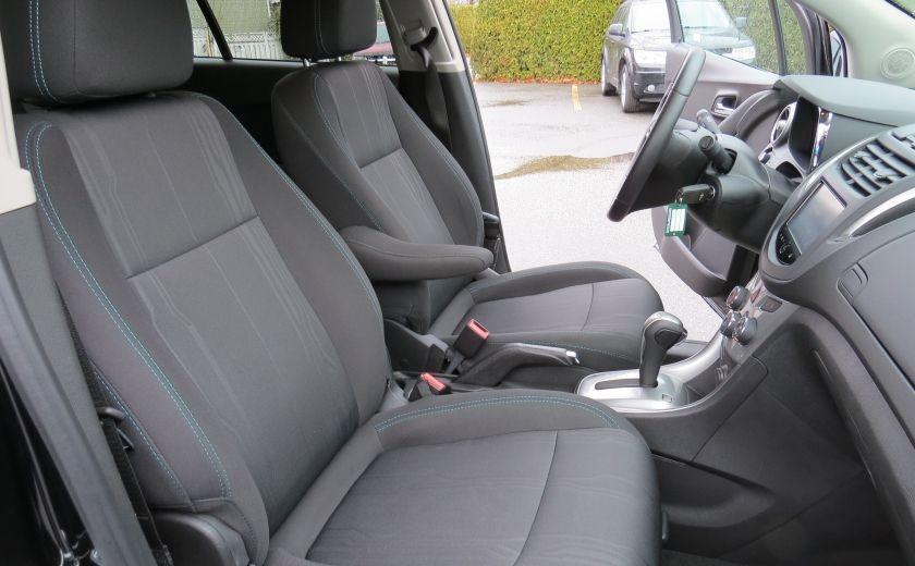 2016 Chevrolet Trax LT AUT AWD A/C MAGS CAMERA GR ELECTRIQUE ET PLUS #21