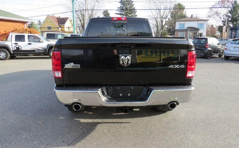 2015 Ram 1500 Big Horn V6 ECODIESEL AUT 4X4 A/C GR ELECTRIQUE ET #5