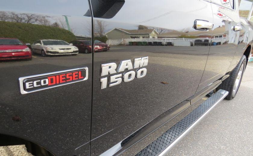 2015 Ram 1500 Big Horn V6 ECODIESEL AUT 4X4 A/C GR ELECTRIQUE ET #13