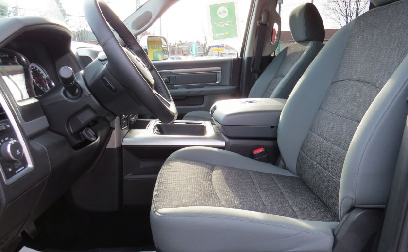 2015 Ram 1500 Big Horn V6 ECODIESEL AUT 4X4 A/C GR ELECTRIQUE ET #15