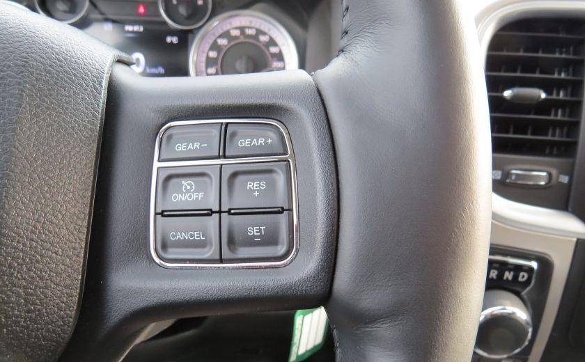 2015 Ram 1500 Big Horn V6 ECODIESEL AUT 4X4 A/C GR ELECTRIQUE ET #17