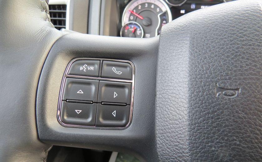 2015 Ram 1500 Big Horn V6 ECODIESEL AUT 4X4 A/C GR ELECTRIQUE ET #18