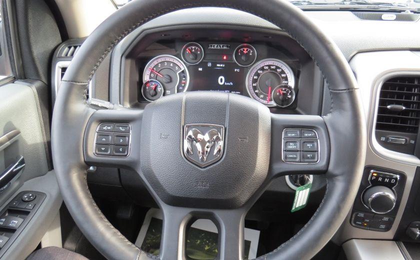 2015 Ram 1500 Big Horn V6 ECODIESEL AUT 4X4 A/C GR ELECTRIQUE ET #19