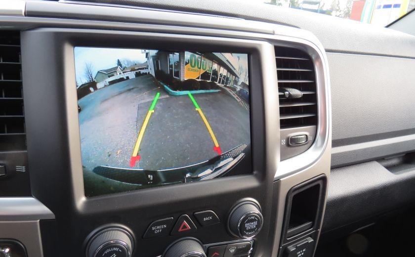 2015 Ram 1500 Big Horn V6 ECODIESEL AUT 4X4 A/C GR ELECTRIQUE ET #22